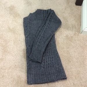 American Eagle Outfitters Sweaters - AE oversized gray sweater