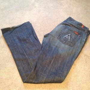 7 for all mankind denim jeans