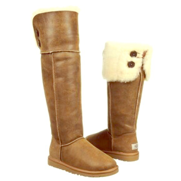 06c38dd8e23 Ugg Bailey Button Over the Knee