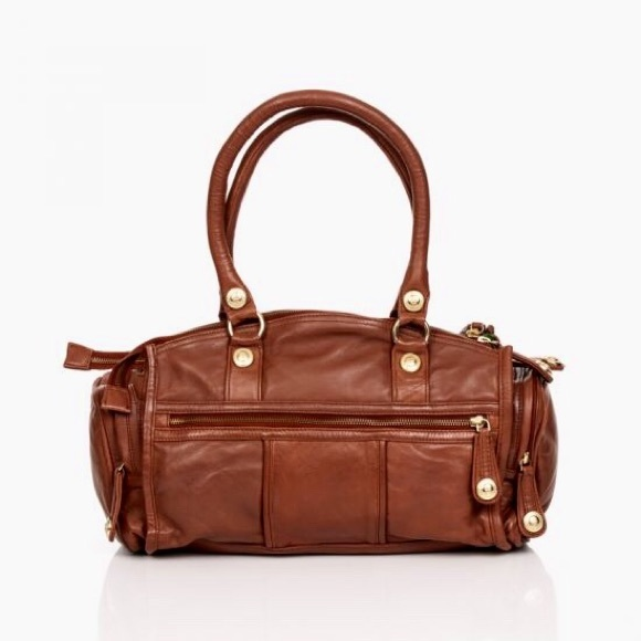 neueste limitierte Anzahl exquisites Design 🎈MOVING SALE! George Gina & Lucy Camel Leather NWT