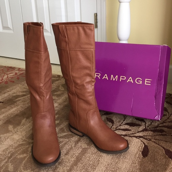 Rampage Icon Casual Tall Boot