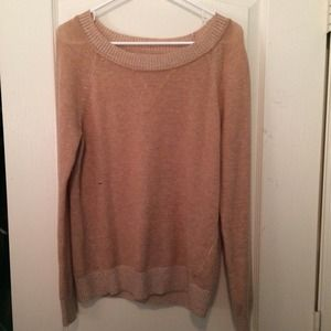 GAP Sweaters - Camel Gap Sweater