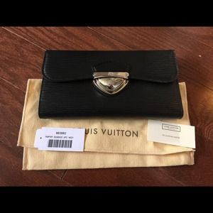 Louis Vuitton Epi Eugene wallet