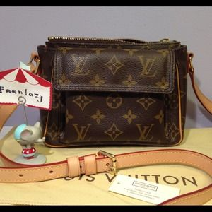 reservedAuthentic Louis Vuitton Vivacite