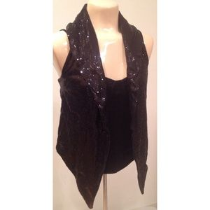 H&M Jackets & Blazers - Sequined vest
