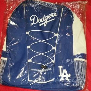 Dodgers backpack