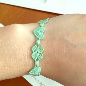 Cruciani Jewelry - Brand new cruciani bracelet light green