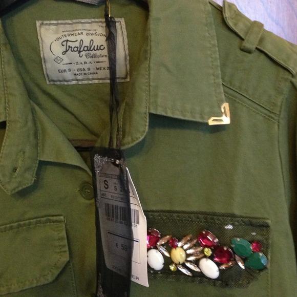 Zara - Zara Trafaluc Collection Utility Jacket from Meghanu0026#39;s closet on Poshmark
