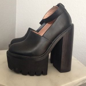 Jeffrey Campbell Scully Heels