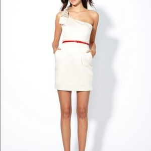 *HOST PICK* French Connection bow dress