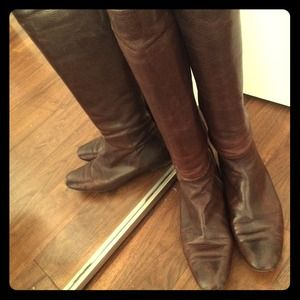 Delman tall riding boots