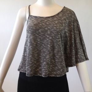Tops - One sided winged tank