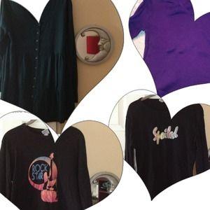 Tops - Bundle for @bamagirl017