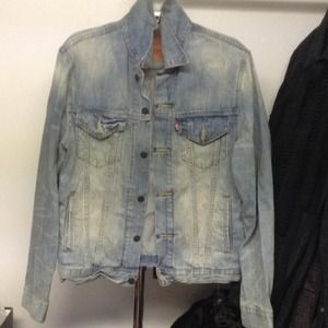 81d16f054 Levi's Jackets & Coats | Mens Medium Levis Vintage Denim Jacket ...