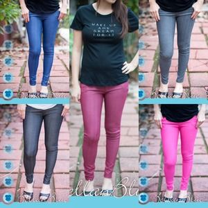 The ELIZABETTA herringbone jeggings - 4 colors