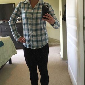 Sandra Ingrish Tops - Sandra Ingrish plaid button up