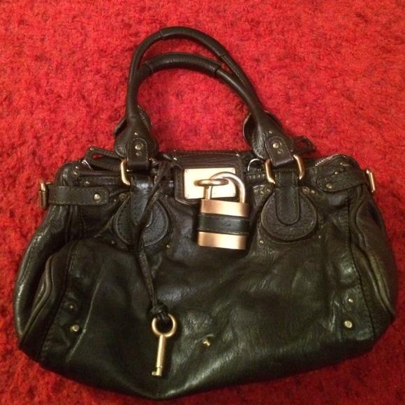1f8eb42e Chloe Paddington Bag -100% Authentic