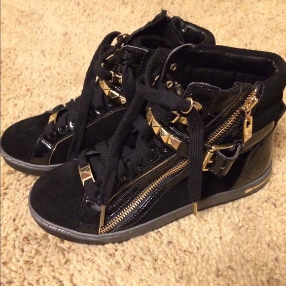 108064f51233 michael kors tennis shoe mens black sale   OFF67% Discounted