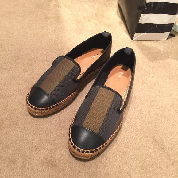 4004dfec8 FENDI Shoes | Authentic Espadrilles Size 366 Us | Poshmark