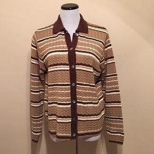 Valerie Stevens Sweaters - Valerie Stevens Cardigan Sweater