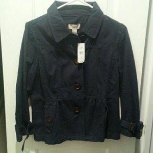 US Navy Pea Coat eBay