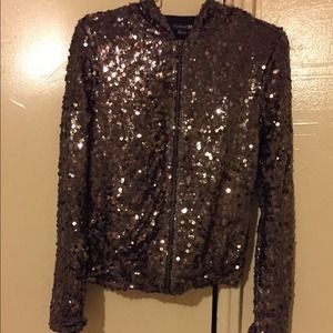 Forever 21 Jackets & Blazers - Sequin jacket