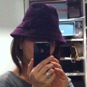Eugenia Kim hat!