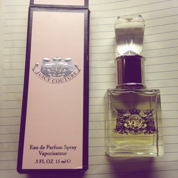 Juicy Couture Other   Juicy Couture Perfume .5 FL OZ