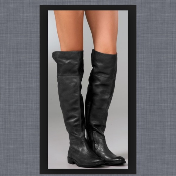 8bbf86302b7 Frye Shoes - Frye over the Knee Shirley Boots