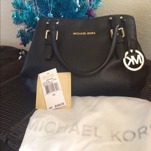 Michael Kors Bedford East West Satchel Bag