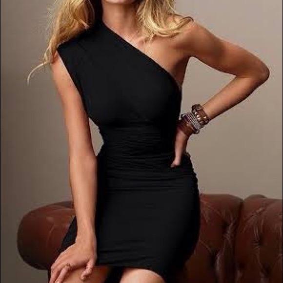 1f1b85da47 Victoria s Secret Ruched multi-way dress. M 548733a379207404d20a21be