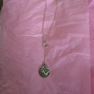 Jessica Elliot, SS lariat necklace