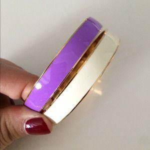 J. Crew Jewelry - ️Jcrew classic enamel bangle bracelet