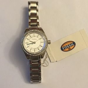 New fossil women's watch