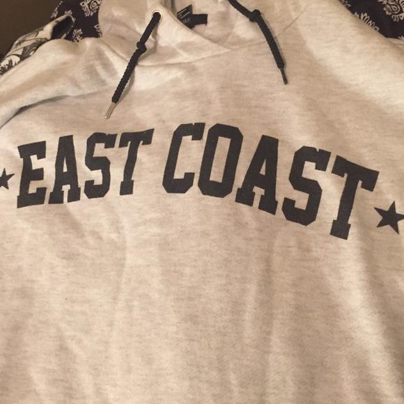 Jackets & Coats - EAST COAST HOODIE/DRESS