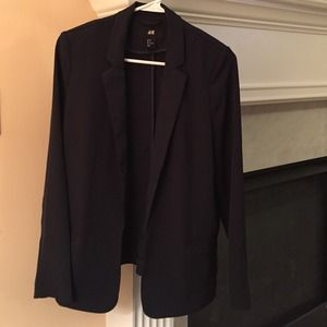 FLASH SALE!!! H&M Navyblue Blazer