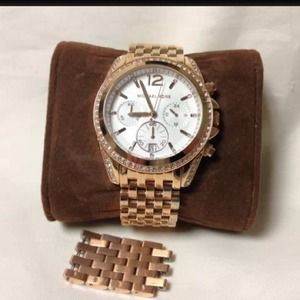 SOLD Michael Kors Pressley Chronograph Watch