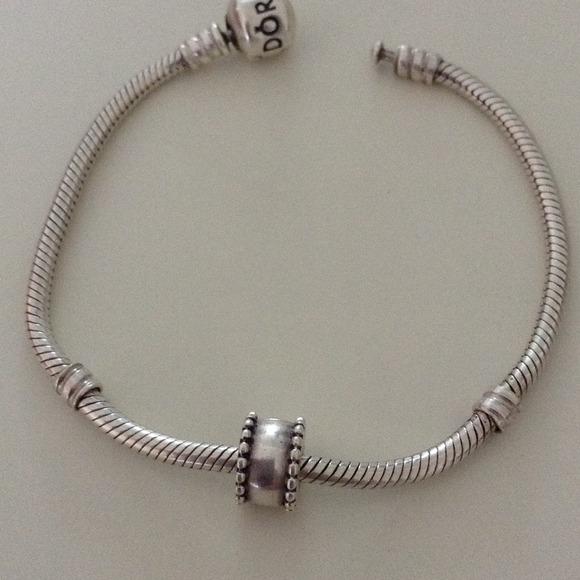 Juicy couture bracelet heart