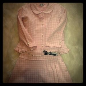 Dresses & Skirts - Brand New Adorable Little Girl 3 piece suit