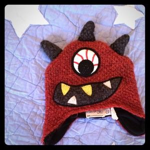 Other - 2-4T Monster Hat (price negotiable)