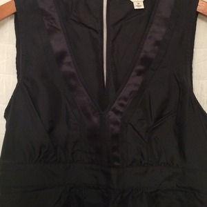 Old Navy Tops - Silk sleeveless blouse