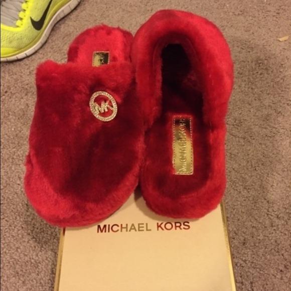 89da23f4712ea Michael Kors House Shoes. M 548904f5e84b030e0b00bd4a