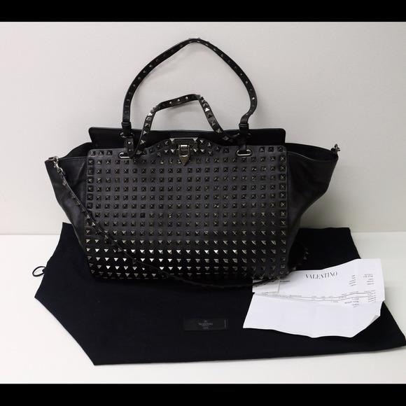 60b348ca89 Valentino Noir Rockstuds handbags. M_54894d3abb27a40cf5038998