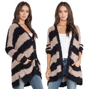 NWT Free People Marshmallow Cardigan