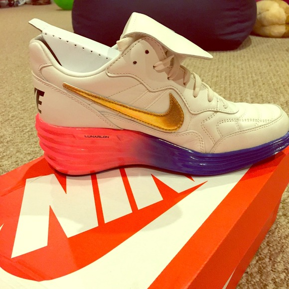 3ad2874aaf57 Nike Shoes - Nike Sky Hi Lunar Tiempo ...