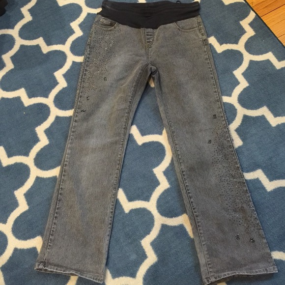 American star - American star maternity jeans from Lauren's closet ...