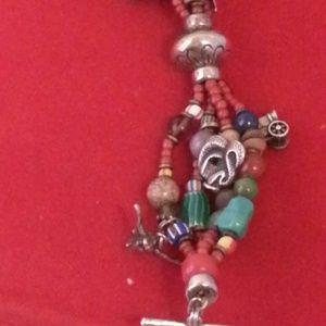 Jewelry - Bracelet -Western Style, charm bracelet