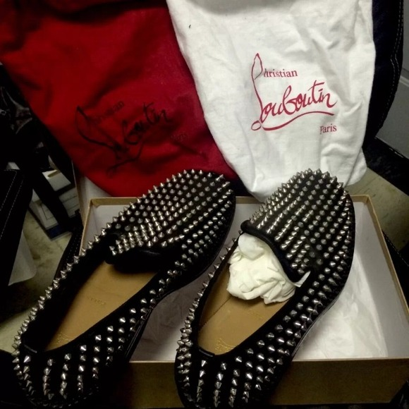 Discontinued Men Christian Louboutin Red Bottoms