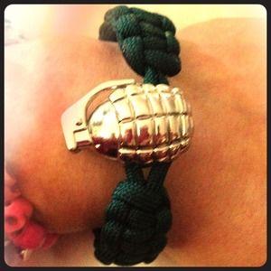 Jewelry - GRANADE BRACELET!!!