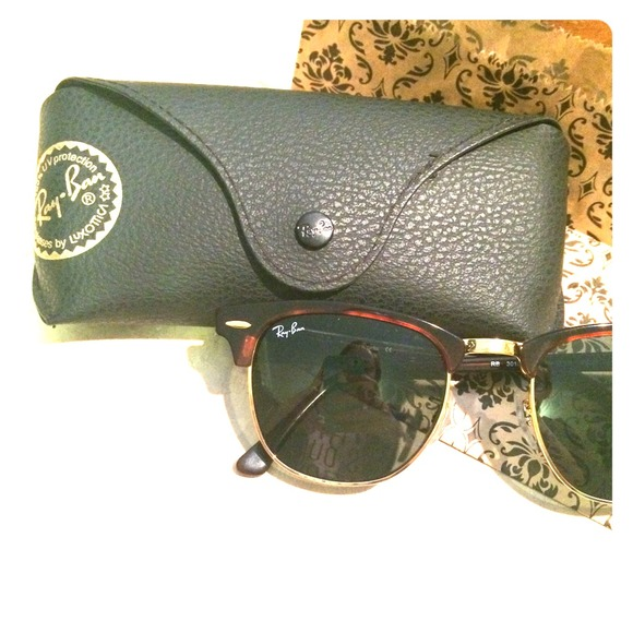 Ray-Ban Accessories - ❌SOLD IN BUNDLE❌ 🎉HP 1/22🎉 Rayban Clubmasters